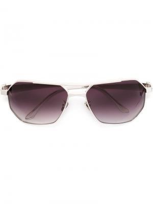 Солнцезащитные очки Matador Frency & Mercury. Цвет: металлический