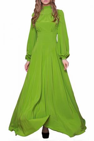 Платье MARICHUELL. Цвет: салатовый