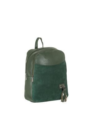 Рюкзак 5752A искусственная кожа Sofiya. Цвет: зеленый