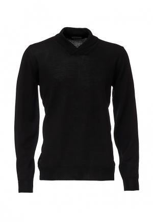 Пуловер Greg. Цвет: черный