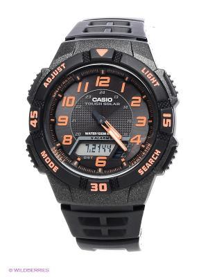 Часы Casio AQ-S800W-1B2. Цвет: черный