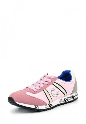 Кроссовки Covani. Цвет: розовый