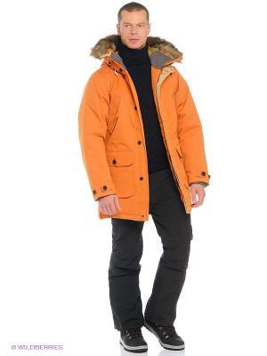 Куртка SIGVARD DIDRIKSONS. Цвет: оранжевый