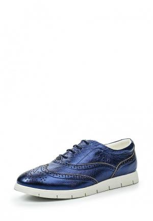 Ботинки Massimo Santini. Цвет: синий