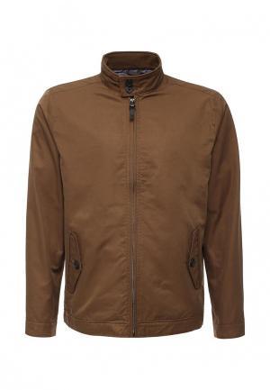Куртка Burton Menswear London. Цвет: коричневый