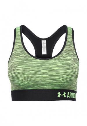 Топ спортивный Under Armour. Цвет: зеленый
