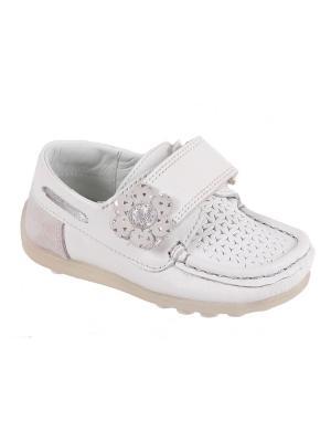 Детская обувь TIFLANI. Цвет: белый
