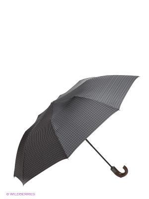 Зонт Zest. Цвет: черный, темно-серый
