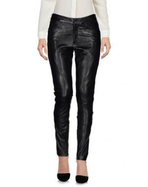 Повседневные брюки MUUBAA. Цвет: черный