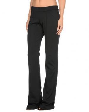 Повседневные брюки FISICO-CRISTINA FERRARI. Цвет: черный