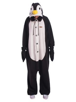 Костюм кигуруми Пингвин FUNKY PENGUIN KIGU RIDE. Цвет: черный