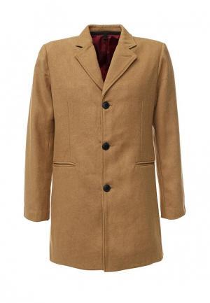 Пальто d-Struct. Цвет: бежевый