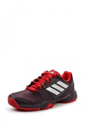 Кроссовки adidas Performance. Цвет: фиолетовый