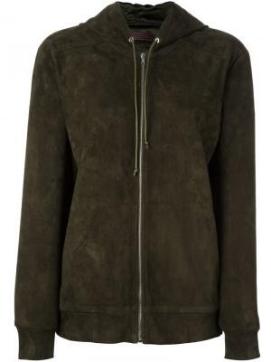 Куртка Carave Lour Samboise Stouls. Цвет: зелёный