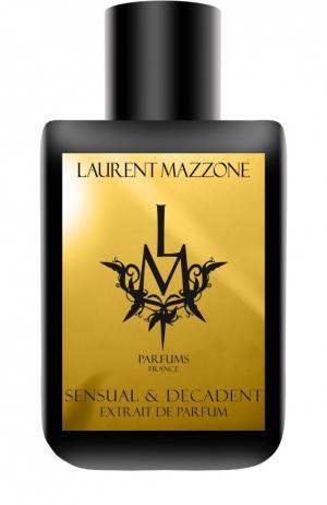 Духи Sensual & Decadent LM Parfums. Цвет: бесцветный
