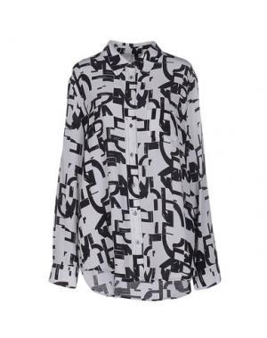 Pубашка EQUIPMENT FEMME. Цвет: черный