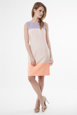 Платье Barbara Schwarzer. Цвет: бежевый