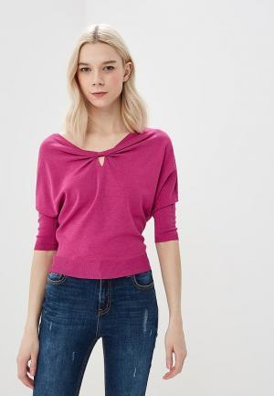 Пуловер Rinascimento. Цвет: фиолетовый