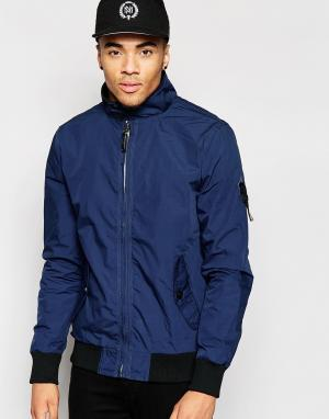 Fly 53 Куртка Churchill. Цвет: синий
