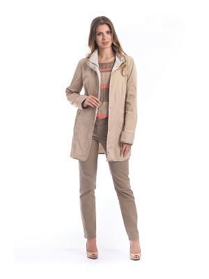 Куртка+жилет Gerry Weber. Цвет: кремовый