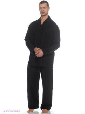 Пижама Maori. Цвет: черный