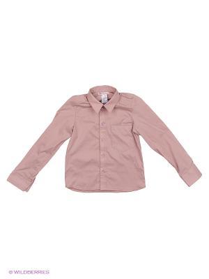 Рубашка Мы команда. Цвет: розовый