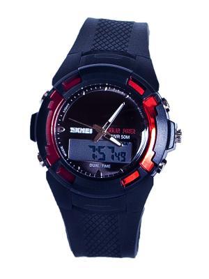 Часы SKMEI. Цвет: черный,красный
