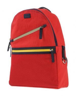 Рюкзаки и сумки на пояс DOLCE & GABBANA. Цвет: красный