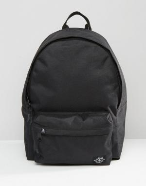 Parkland Черный рюкзак Vintage. Цвет: черный