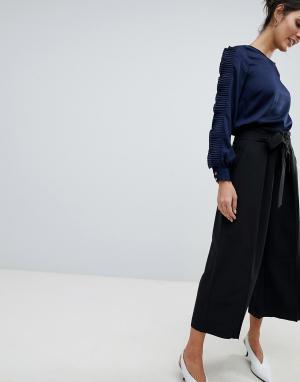Closet London Юбка-брюки. Цвет: черный