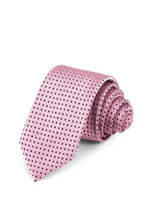 Галстук GREG. Цвет: розовый