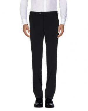 Повседневные брюки DOMENICO TAGLIENTE. Цвет: черный