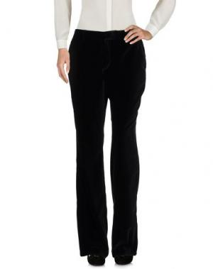 Повседневные брюки SET. Цвет: черный