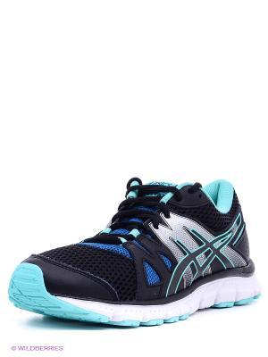 Беговые кроссовки Gel-Unifire ASICS. Цвет: темно-синий, бирюзовый