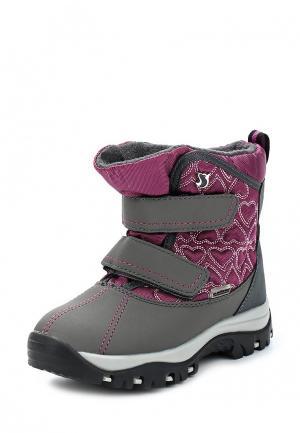 Ботинки Alaska Originale. Цвет: серый
