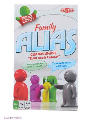 Скажи Иначе для всей семьи /компактная версия 2 Tactic Games. Цвет: белый