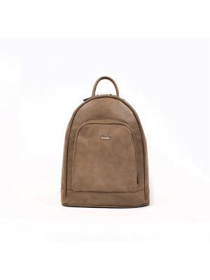 Рюкзак BarBara. Цвет: светло-коричневый