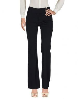 Повседневные брюки MARY C. Цвет: черный