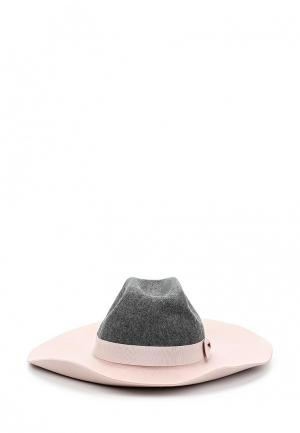 Шляпа Naf. Цвет: розовый