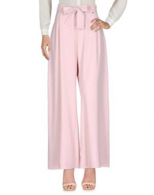 Повседневные брюки IMPERIAL. Цвет: телесный