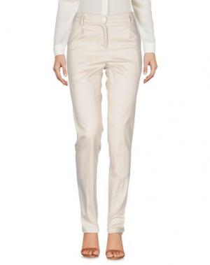 Повседневные брюки MICHAEL FORPUS. Цвет: бежевый