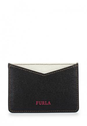 Визитница Furla. Цвет: черный