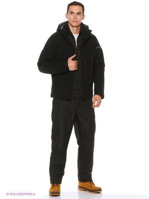 Куртка Stayer. Цвет: черный, белый