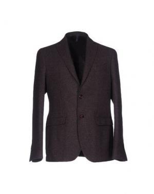 Пиджак DOMENICO TAGLIENTE. Цвет: баклажанный