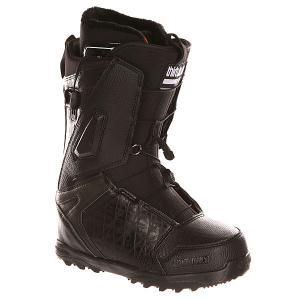 Ботинки для сноуборда женские  Z Lashed Ft Black Thirty Two. Цвет: черный