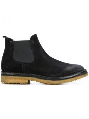 Ботинки по щиколотку Buttero. Цвет: чёрный