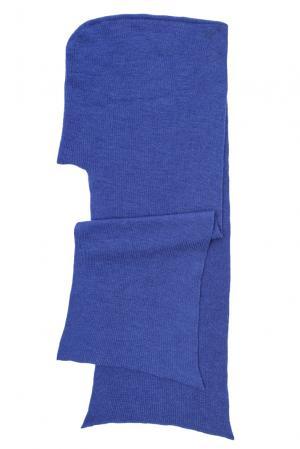 Капюшон из шерсти 153306 Norsoyan. Цвет: синий