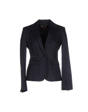 Пиджак SHI 4. Цвет: темно-синий