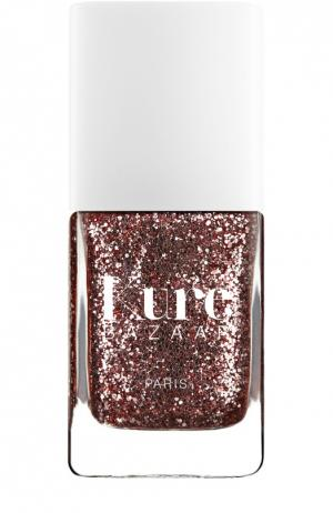 Лак для ногтей с блестками Venise Kure Bazaar. Цвет: бесцветный