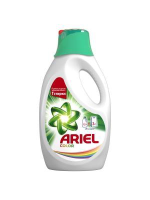 Жидкий Порошок ARIEL Color 1.3л. Цвет: зеленый
